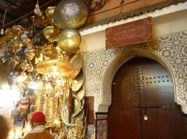 Les souks marocains