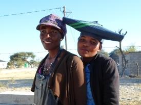 Femme Herero, Botswana