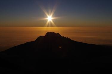 Ascension du Kilimandjaro