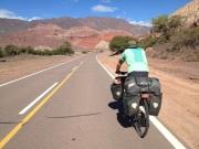 Argentine, route 40