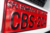 Pompiers Santiago du Chili