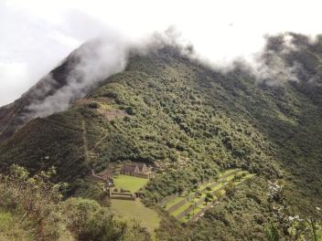 Choquequirao, Pérou
