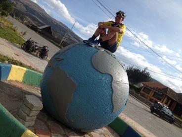 Ligne de l'Equateur