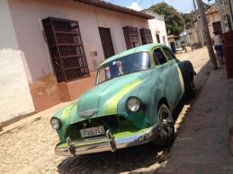 Cuba, La Trinidad