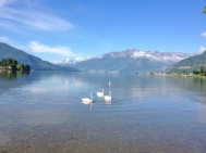 Lac de Come, Italie